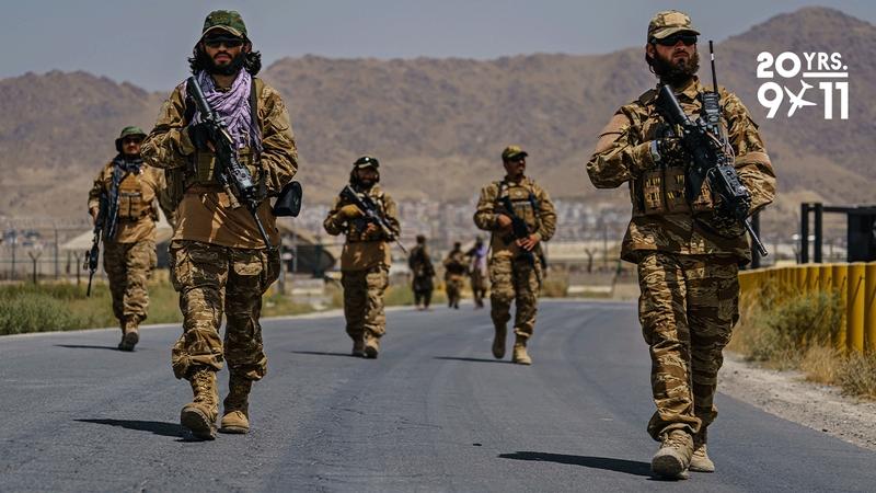 20 ปี เหตุการณ์ 9/11  20 ปีสงครามต่อต้านการก่อการร้าย การเมืองอัฟกานิสถานภายใต้ตาลีบัน