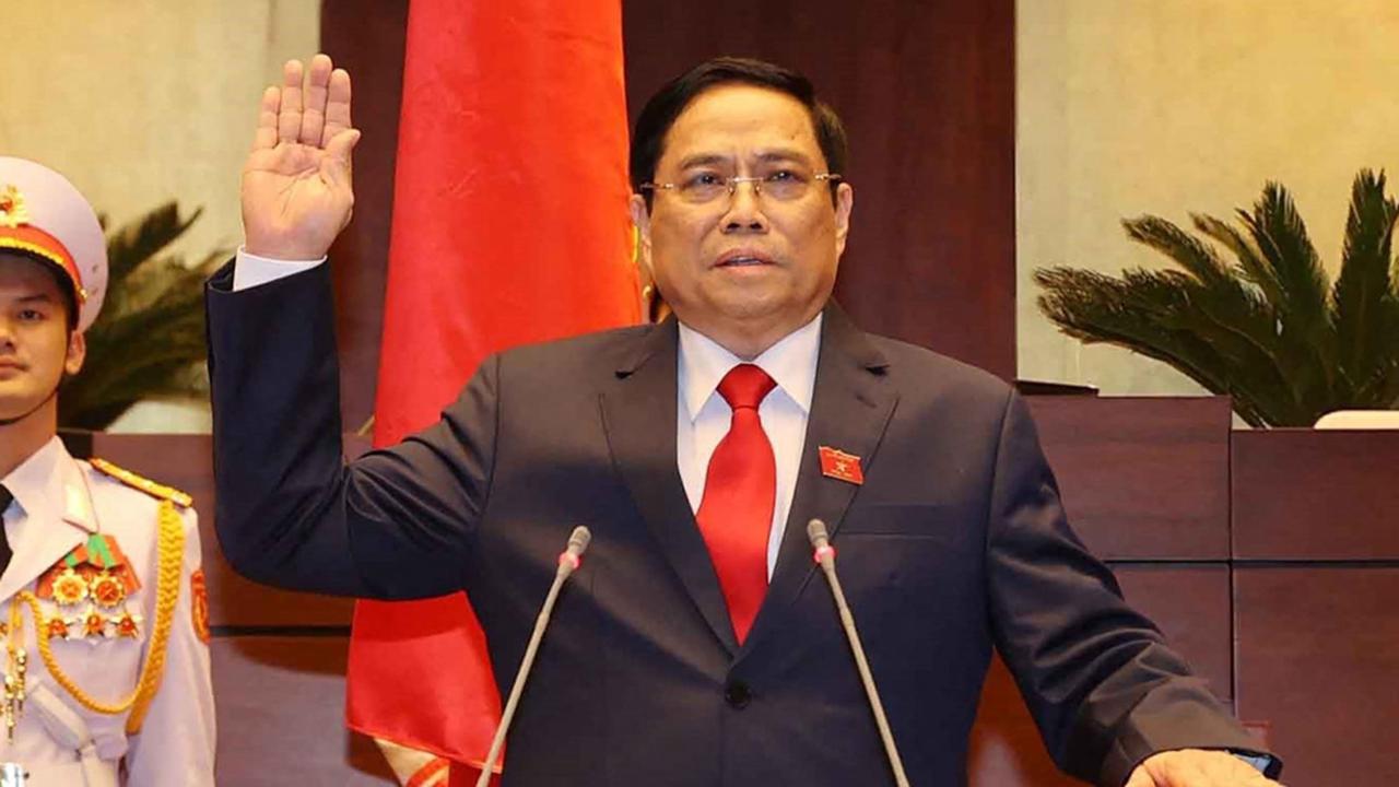 ผู้นำเวียดนามชุดใหม่ กับความท้าทายหลังยุคโควิด-19